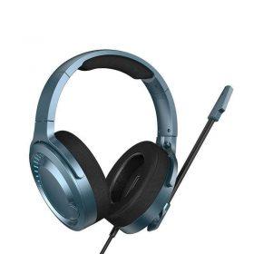سماعة كمبيوتر ثلاثية الأبعاد Baseus GAMO Immersive Virtual 3D Game headphone(PC) – أزرق