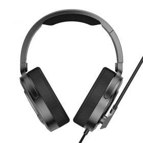 سماعة كمبيوتر ثلاثية الأبعاد Baseus GAMO Immersive Virtual 3D Game headphone(PC) – أسود