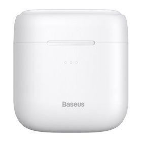 سماعة بلوتوث لاسلكية Baseus Encok True Wireless Earphones W06 – أبيض
