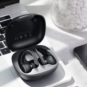 سماعة رياضية لاسلكية Baseus Encok True Wireless Earphones W17 – أسود