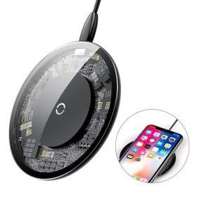الشاحن اللاسلكي Baseus Simple Wireless Charger Crystal