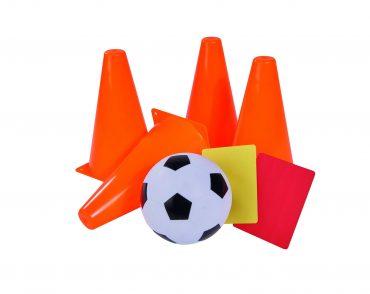 لعبة مجموعة أقماع كرة القدم SIMBA - Soccer Cone Set