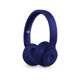 سماعة رأس لاسلكية Solo Pro من Beats - أزرق داكن
