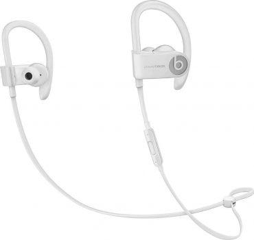 سماعة رأس لاسلكية Powerbeats 3 من Beats - أبيض