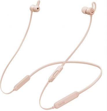 سماعات أذن لاسلكية X من Beats – ذهبي غير لامع