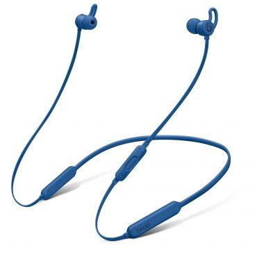 سماعات أذن لاسلكية X من Beats - أزرق
