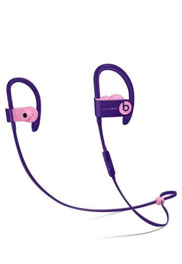 سماعات رأس ستيريو لاسلكية In-ear نوع Powerbeats 3 من Beats – بنفسجي فاتح