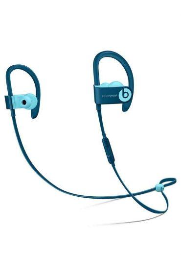 سماعات رأس ستيريو لاسلكية In-ear نوع Powerbeats 3 من Beats - أزرق داكن