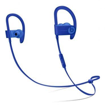 سماعات رأس ستيريو لاسلكية In-ear نوع Powerbeats 3 من Beats – أزرق داكن