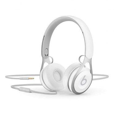 سماعة رأس أصلية On-ear نوع EP من Beats - أبيض