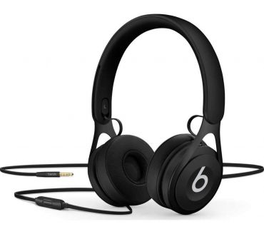 سماعة رأس أصلية On-ear نوع EP من Beats - أسود