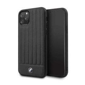 كفر جلد لآيفون 11 Pro  من BMW - أسود