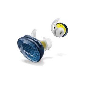 سماعات أذن لاسلكية رياضية من Bose - كحلي وفسفوري