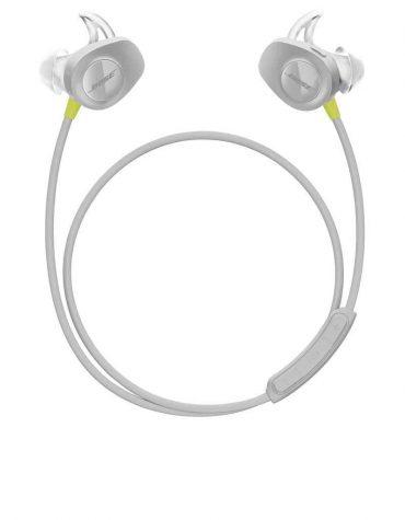 سماعة رأس لاسلكية رياضية من Bose - فسفوري
