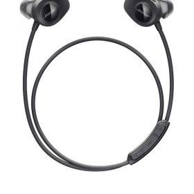 سماعة رأس لاسلكية رياضية من Bose - أسود