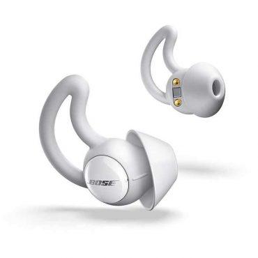سماعات النوم العازلة للضوضاء من Bose - أبيض