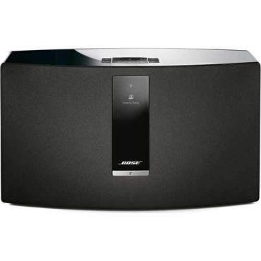 نظام الموسيقى اللاسلكي SoundTouch 30 من Bose - أسود
