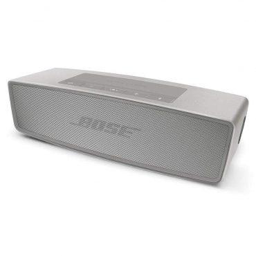 سماعة بلوتوث صغيرة SoundLink من Bose - أبيض نقي