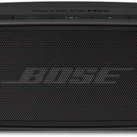 سبيكر محمول Bose SoundLink Mini II Portable Bluetooth Speaker ( SE ) - Triple Black
