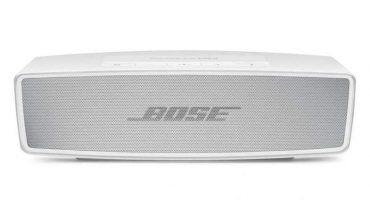 سبيكر محمول Bose SoundLink Mini II Portable Bluetooth Speaker ( SE ) - Luxe Silver