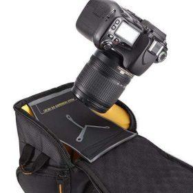 حقيبة أصلية لكاميرات SLR من Case Logic - أسود