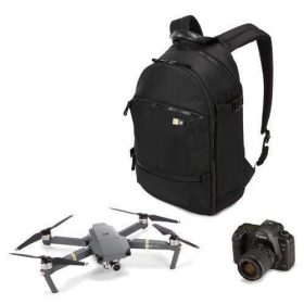 حقيبة ظهر Bryker متوسطة الحجم للكاميرا الطائرة من CASE LOGIC