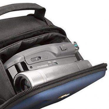 حقيبة كاميرا فيديو مدمجة CSC من CASE LOGIC - أسود
