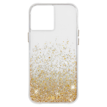 كفر Case-Mate - Twinkle Ombre Case for Apple iPhone 12 Pro - ذهبي