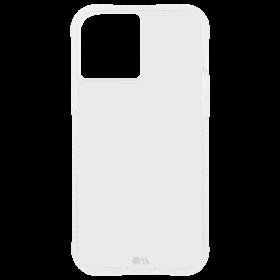 كفر Case-Mate - Tough Plus Case for Apple iPhone 12 Pro Max - شفاف