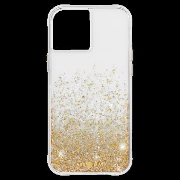 كفر Case-Mate - Twinkle Ombre Case for Apple iPhone 12 Mini - ذهبي