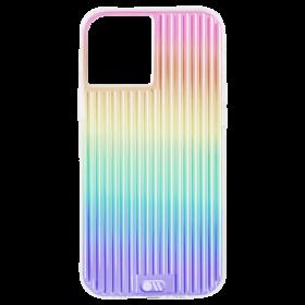 كفر Case-Mate - Tough Groove Case for Apple iPhone 12 Pro Max - Iridiscent