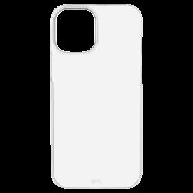 كفر Case-Mate - Barely There Case for Apple iPhone 12 Pro Max - شفاف