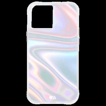 كفر Case-Mate - Soap Bubble Case for Apple iPhone 12 Mini - Iridiscent
