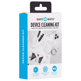 CASE-MATE Safe Mate Device Cleansing Kit- Multi-color