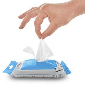 مناديل تنظيف Case-Mate - Clean Phone Wipes - 20 قطعة