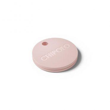 جهاز تعقب بالبلوتوث من CHIPOLO - وردي كوارتز