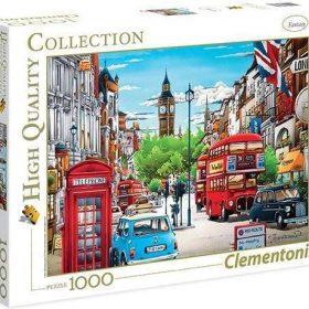 لعبة تطبيقات 1000 قطعة CLEMENTONI - AP THE BEAUTY OF LONDON