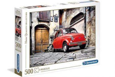 لعبة تطبيقات THE OLD CAR 500 - CLEMENTONI