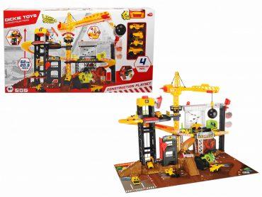 لعبة مجموعة أعمال البناء DICKIE - Construction Playset