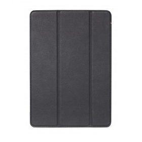 كفر جلدي آيباد Decoded iPad 10.2-inch 7th Gen.   - أسود