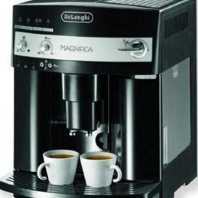 DELONGHI ESAM3000.B BEAN TO CUP آلة إسبرسو