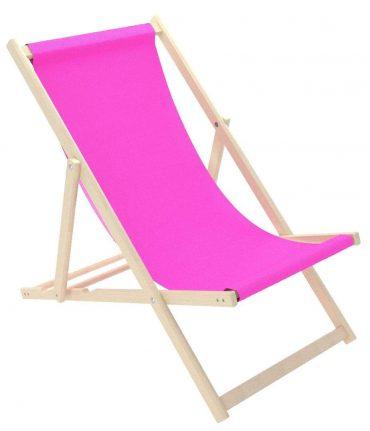 كرسي الشاطئ للأطفال Delsit - Sunbed for Children - زهري