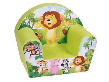 أريكة Delsit Arm Chair -  أسد في الغابة