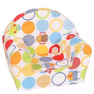 أريكة Delsit Arm Chair - أشكال هندوراس الملونة