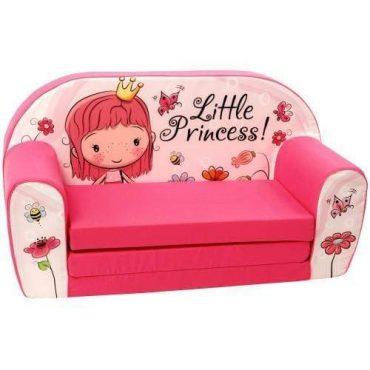 أريكة و سرير 2 في 1 Delsit Sofa Bed  - الأميرة الصغيرة
