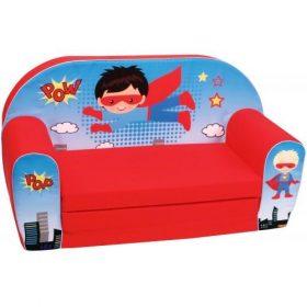 أريكة و سرير 2 في 1 Delsit Sofa Bed  - البطل الخارق
