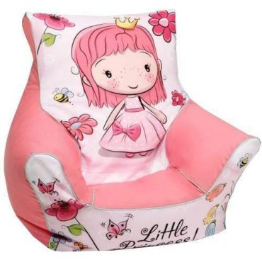 أريكة Delsit Bean Chair - الأميرة الصغيرة