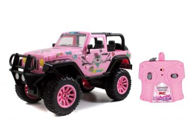 لعبة سيارة جيبDICKIE - Girlmazing Jeep Wrangler