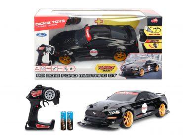 لعبة سيارة فورد موستانج  DICKIE - RC Drift Ford Mustang