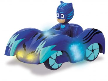 لعبة سيارة PJ MASKS MISSION RACER - DICKIE
